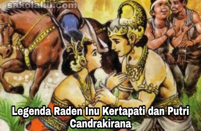 Legenda Raden Inu Kertapati dan Dewi Candrakirana (Jawa Timur)