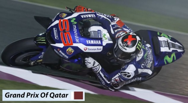 2018 Qatar MotoGP Full Race Video & Highlights