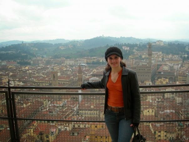 Emily Monaco - #StudyAbroadBecause it teaches you what you're made of