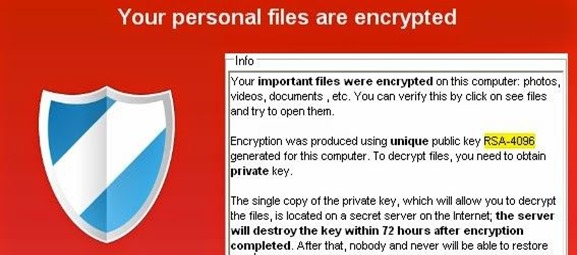 cryptowall-files-encrypted-popup