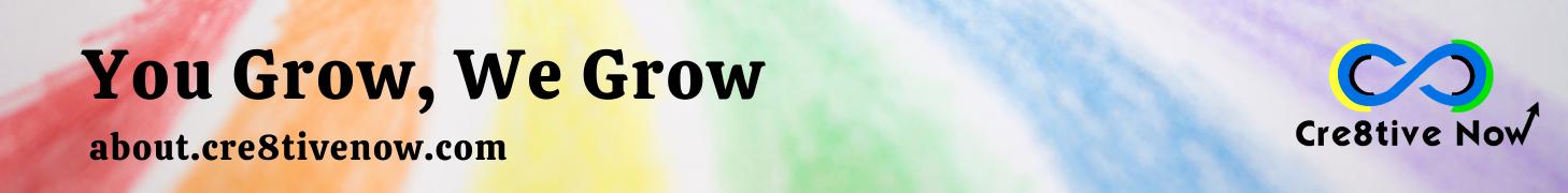 You Grow, We Grow