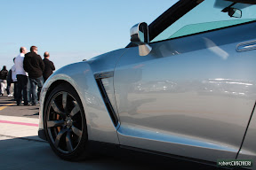 Nissan R35 Side profile