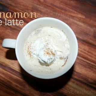Cinnamon Dolce Latte.