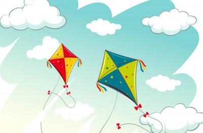 Kite Story In English