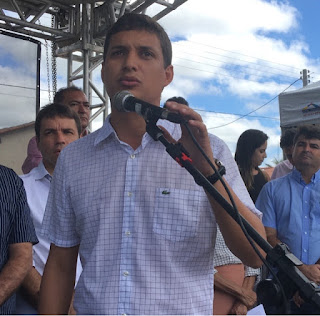 GAFE: Prefeito de Missão Velha Diego Feitosa esquece de ...