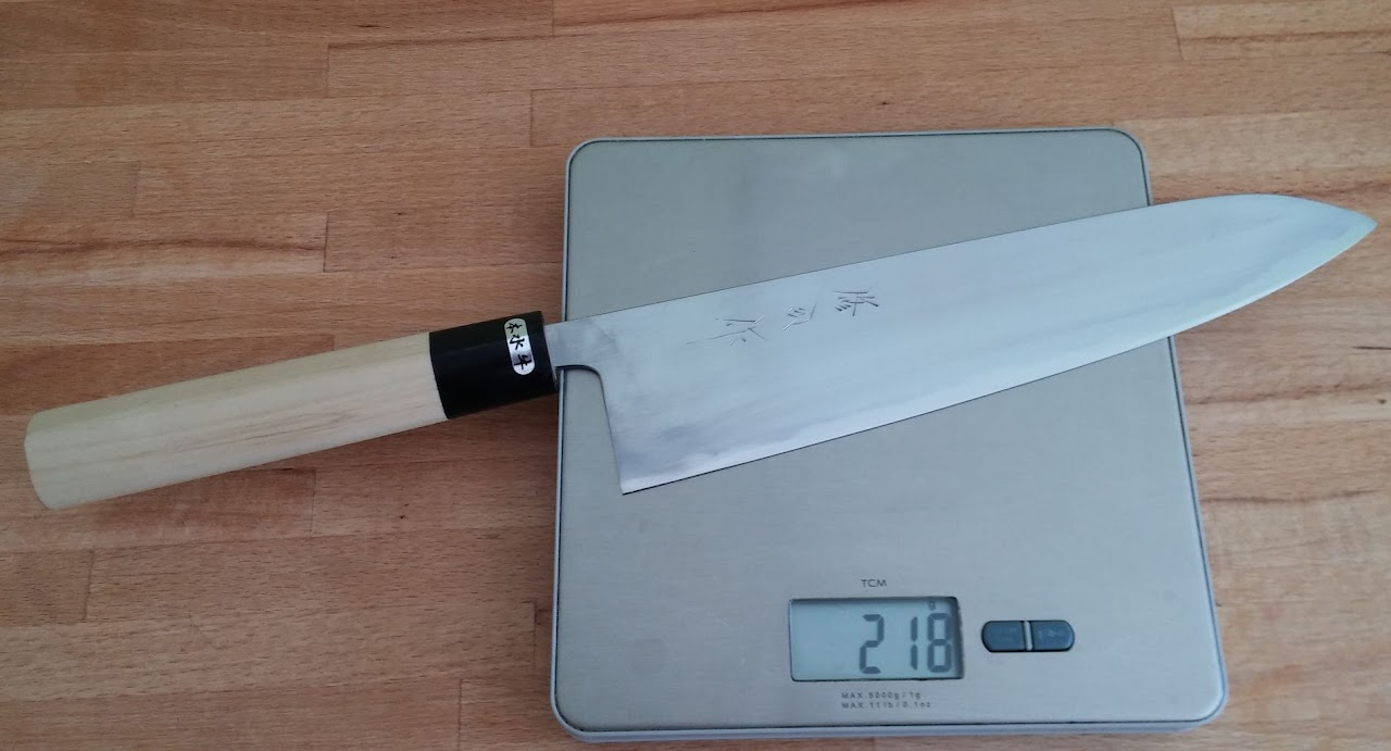 Sold 240 Toyama Noborikoi Gyto (EU) [Archive] - Kitchen Knife Forums