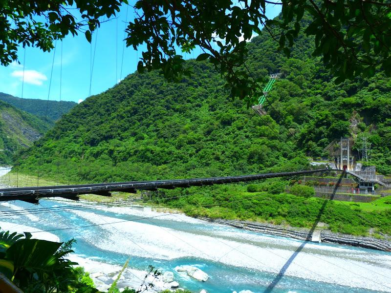 Hualien County. Tongmen village, Mu Gua ci river, proche de Liyu lake J 4 - P1240272.JPG