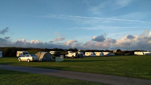 Tyn Rhos Camping Site at Tyn Rhos Camping Site