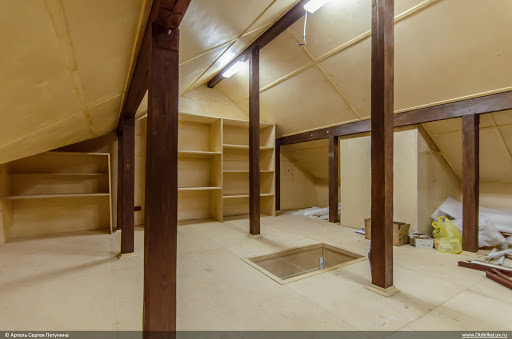Кладовая комната