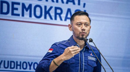 Jokowi Didorong 3 Periode, AHY: Gitu Amat Mau Berkuasa