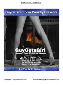 Cover of Woody Wilcox's Book Guy Gets Girl
