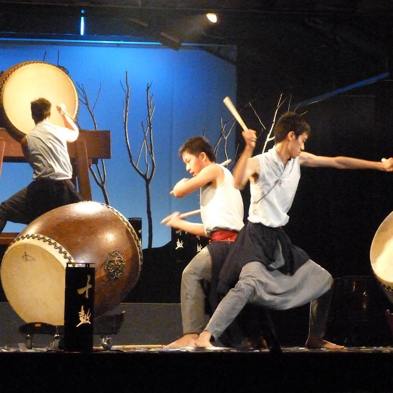 Tainan ,Groupe Ten drum . J 6 - P1210270.JPG
