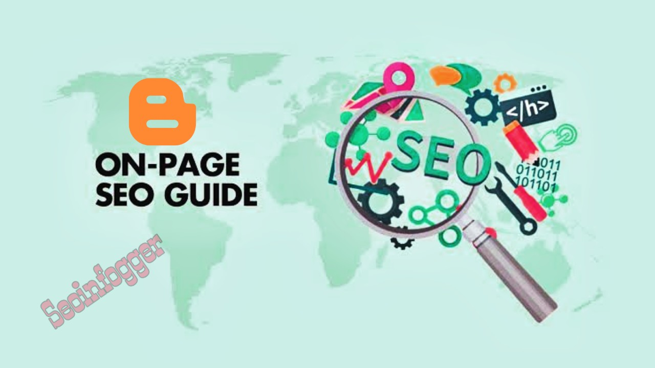 blogger on-page seo