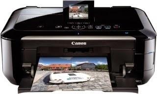 Download phần mềm máy in Canon PIXMA MG6250 – hướng dẫn sửa lỗi không nhận máy in