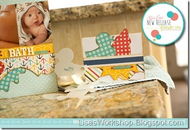 New Kiwi Lane!! Only available via Instructors! LisasWorkshop.blogspot.com
