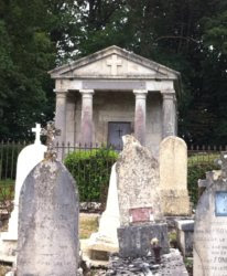 O'Connor tomb