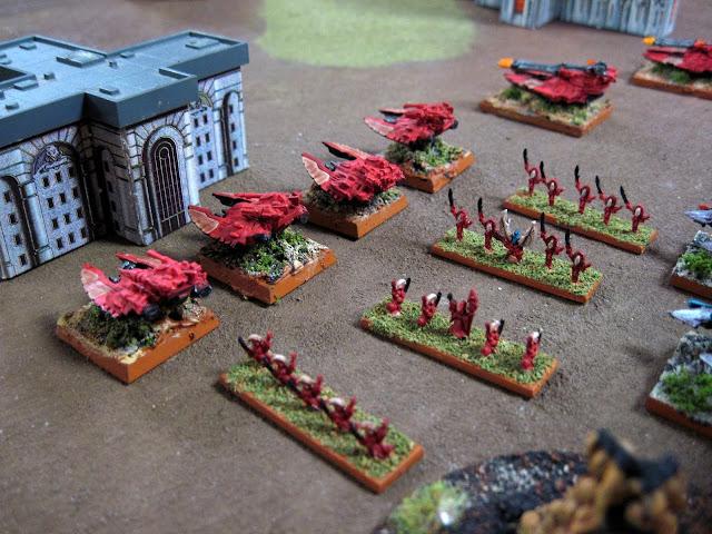 Kalpesh's Aspects ready for battle again.