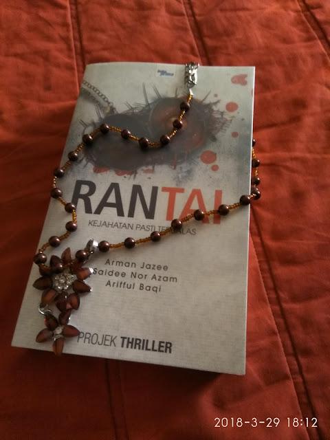 Projek Thriller : Rantai oleh  Arman Jazee, Saidee Nor Azam & Arifful Baqi