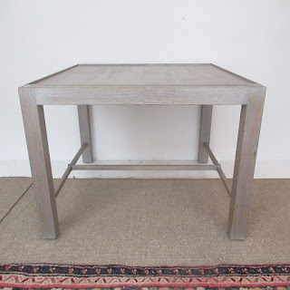 Cerused Wood Accent Table 2