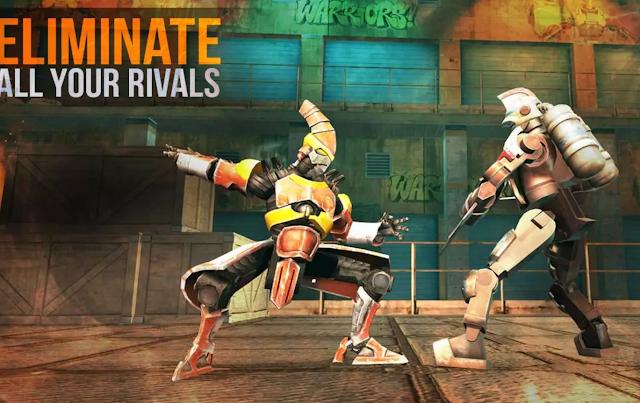 Başka Bir Robot Savaşları - Clash of Robots