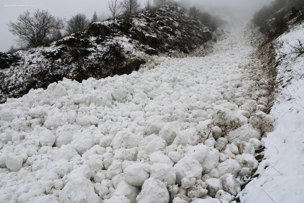 Avalanche Vanoise, secteur Grand Bec de Pralognan, Champagny-le-Haut ; Friburge ; Ravin du Nantait - Photo 1