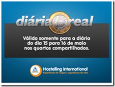 HI Hostel Brasil - Diarias a 1 real-