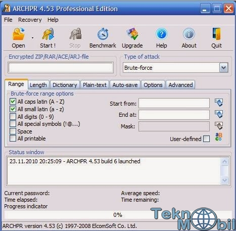 Advanced Archive Password Recovery Pro 4.54.55 Full