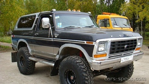 1991 ford bronco suv specifications pictures prices. Black Bedroom Furniture Sets. Home Design Ideas
