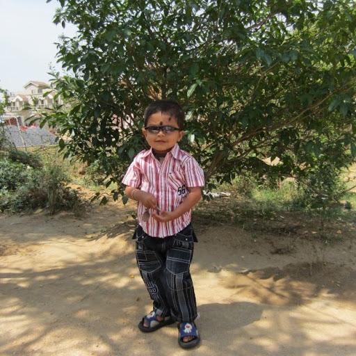 Bikram Patel