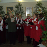 Рождественский концерт хор Полонез.