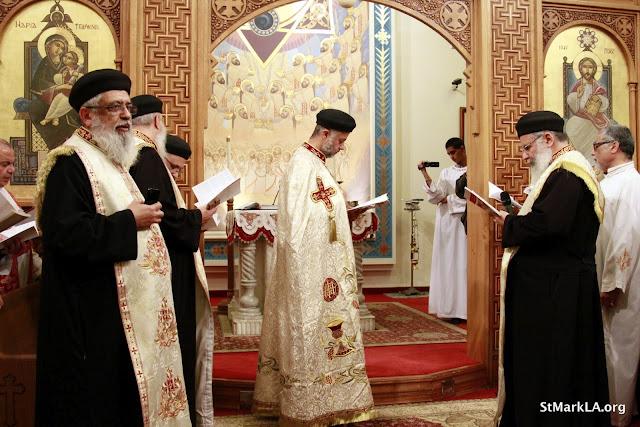 Rites of receiving Fr. Cyril Gorgy - _MG_1008.JPG