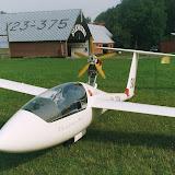 Ventus 2cT har hjemhentningsmotor så man kan undgå at lande på en mark hvis vejret bliver dårligt