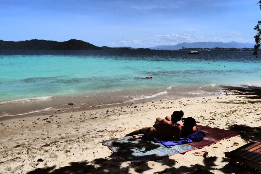 Love In Sapi Island