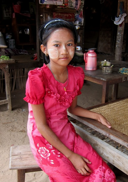 Minnanthu Village Girl