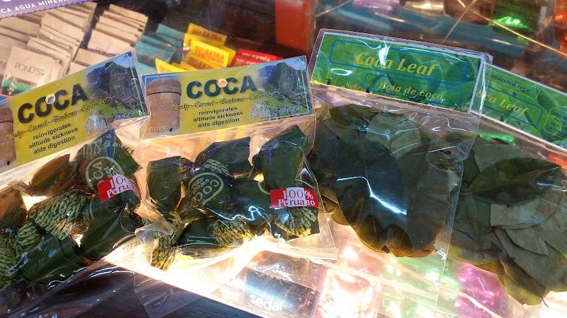 Cukierki koki i liście koki.jpg