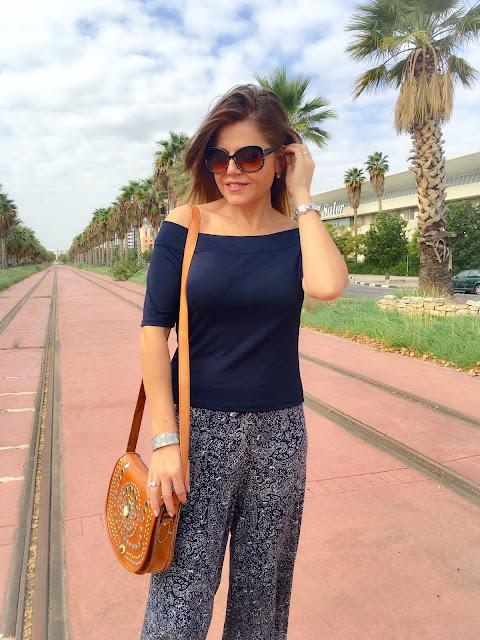 Mi estilismo en Valencia de fin de semana