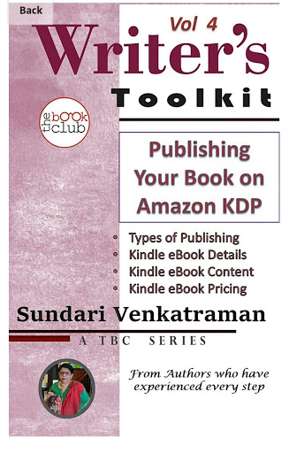 Publishing your book on Amazon KDP- Review