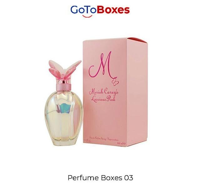 Perfume Boxes Wholesale