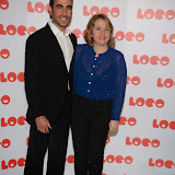 OIC - ENTSIMAGES.COM - Brett Goldstein and Kerry Godliman  at the LOCO Superbob UK film Premiere Q and A at BFI London 24th January 2015 Photo Mobis Photos/OIC 0203 174 1069