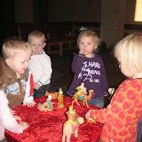 Julegudstjeneste for vuggestuer og dagplejere