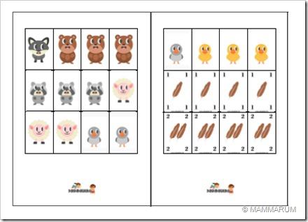 gioco di carte per bambini da stampare gratis pela gallina