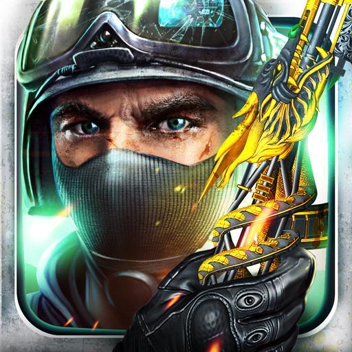 全民槍戰Crisis Action: No.1 FPS Game 3.8.4 APK MOD (hack, cheats,money,coins)