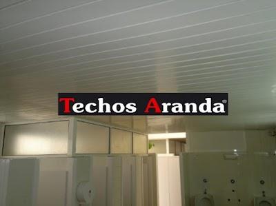 Precios economicos techos de aluminio para cocinas Madrid