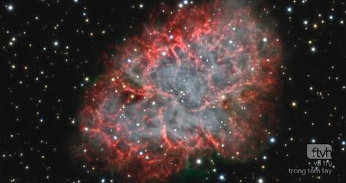 Messier 1: Con cua giãn nở vô cực