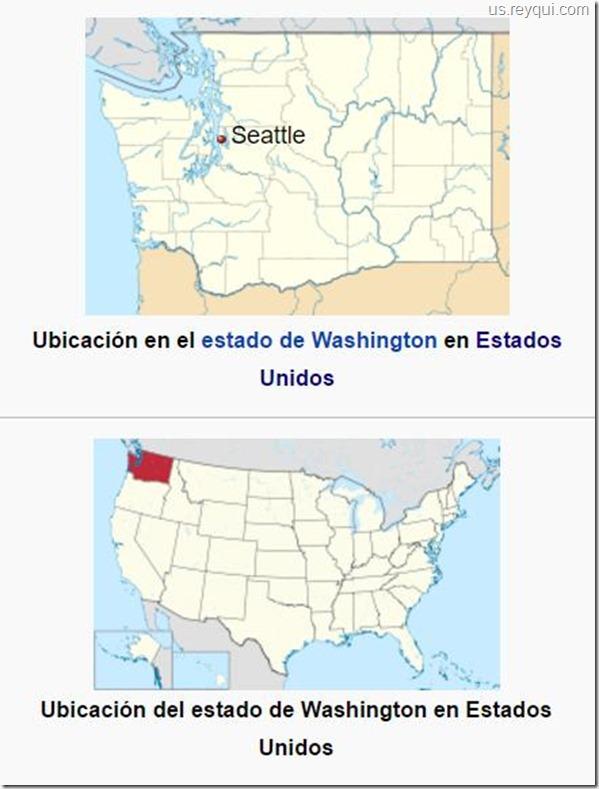 Seattle (1869): ciudad estadounidense
