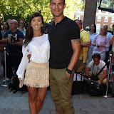 OIC - ENTSIMAGES.COM - Janette Manrara and Aljaz Skorjanec at the  The Car Man - VIP night  Sadler's Wells Theatre London 19th July 2015 Photo Mobis Photos/OIC 0203 174 1069
