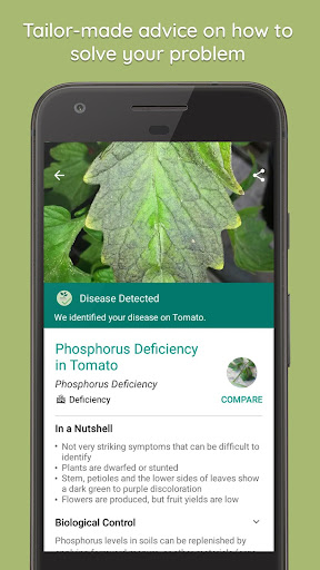 Plantix - grow smart 2.2.0 screenshots 3