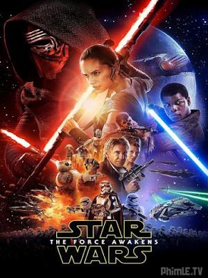 Phim Chiến tranh giữa các vì sao 7: Thần lực thức tỉnh - Star Wars: Episode Vii - The Force Awakens (2015)