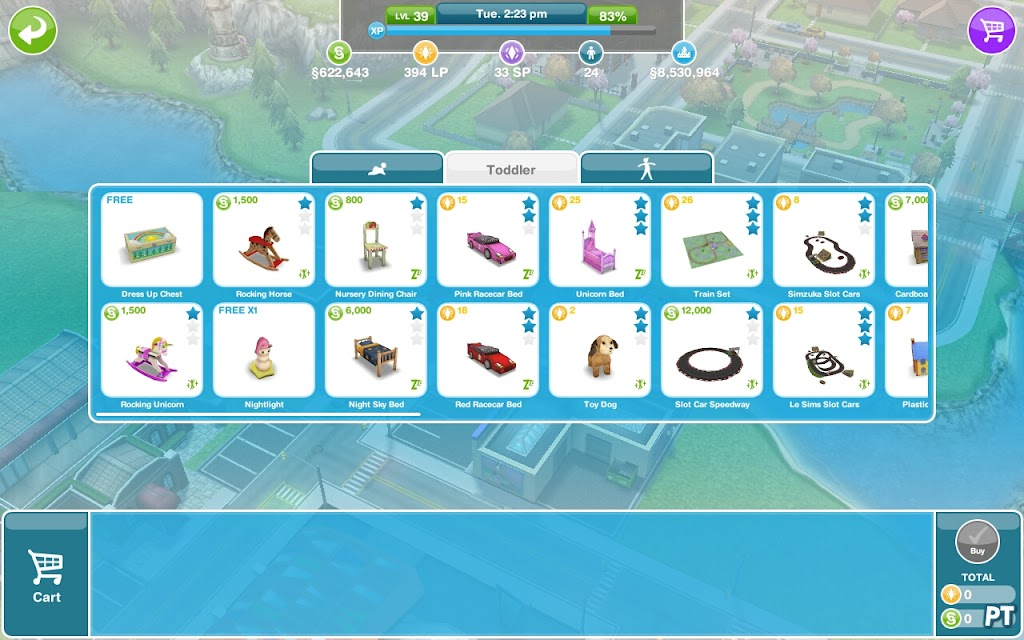 The Sims Freeplay Information Pinguintech