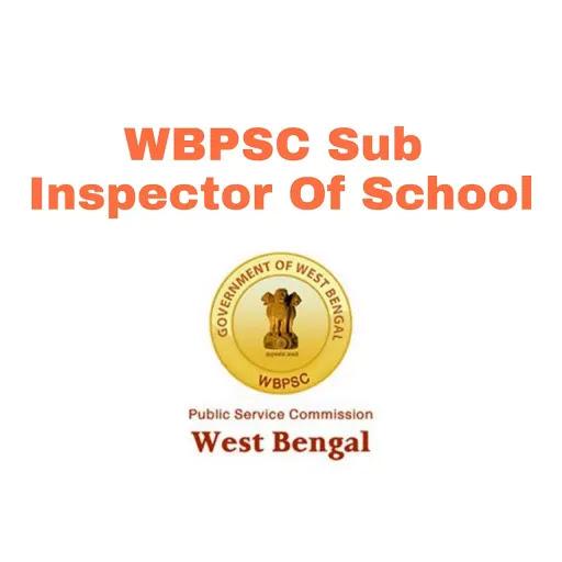 WBPSC SUB INSPECTOR OF SCHOOL